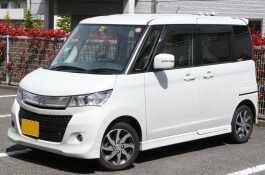 Suzuki Palette SW I MPV
