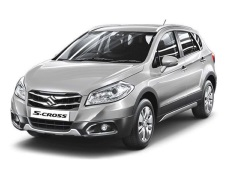 Suzuki S-Cross wheels and tires specs icon