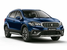 スズキ S-Cross YA/YB facelift SUV