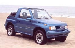 Suzuki Sidekick SUV