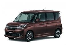 icono de especificaciones de Suzuki Solio Bandit  ruedas y neumáticos