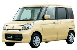 Suzuki Spacia Facelift Hatchback
