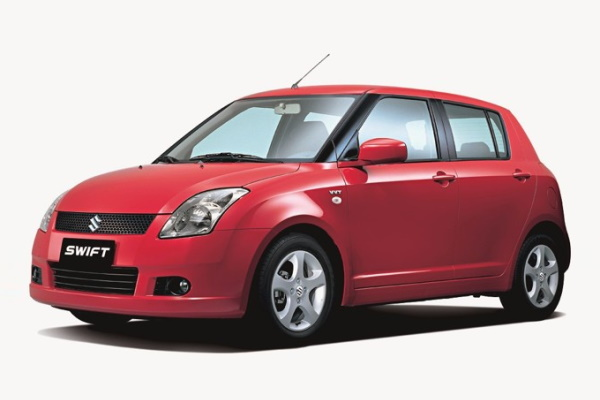 Suzuki Swift wheels and tires specs icon