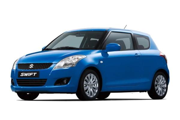 Suzuki Swift AZG/AZH (ZC/ZD) Hatchback