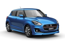 Suzuki Swift IV Hatchback