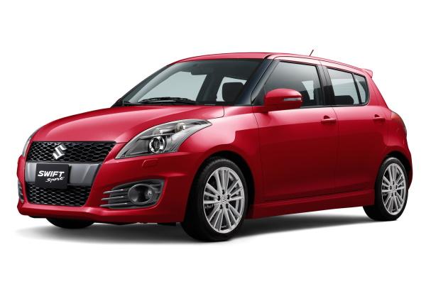 Suzuki Swift Sport AZG/AZH (ZC32) Hatchback
