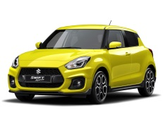 Suzuki Swift Sport ZC 3 Hatchback