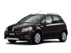 Suzuki SX4 wheels and tires specs icon