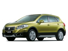 Suzuki SX4 S-Cross wheels and tires specs icon