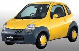 Suzuki Twin Coupe