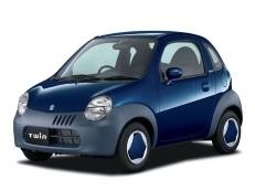icono de especificaciones de Suzuki Twin  ruedas y neumáticos