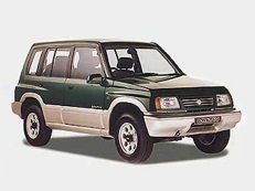opony do Suzuki Vitara ET/TA [1988 .. 1998] Mini SUV, 5d