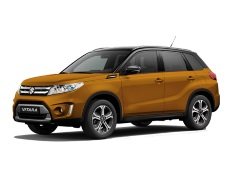 Suzuki Vitara wheels and tires specs icon