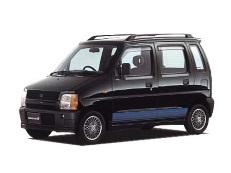 Suzuki Wagon R Räder- und Reifenspezifikationensymbol