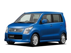 Suzuki Wagon R MH23 MPV
