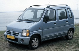 Suzuki Wagon R+ I (EM) MPV
