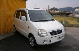 Suzuki Wagon R+ MPV