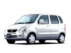 Suzuki Wagon R+ MA MPV