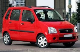Suzuki Wagon R+ II MPV