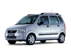 Suzuki Wagon R+ wheels and tires specs icon