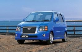 Suzuki Wagon R Solio MPV