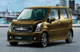 Suzuki Wagon R Stingray VI Hatchback