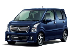 Suzuki Wagon R Stingray wheels and tires specs icon