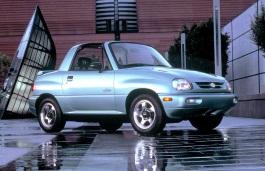 Suzuki X-90 SUV