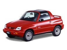 铃木 X-90 輪轂和輪胎參數icon