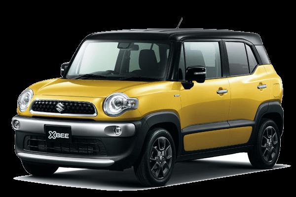 Suzuki Xbee MN71S Sport Utility