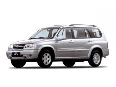 Suzuki XL-7 wheels and tires specs icon