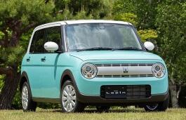 Suzuki Alto Lapin III Hatchback