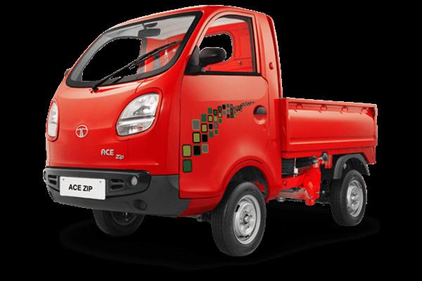 Tata Ace Zip Truck