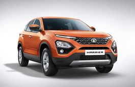 Tata Harrier wheels and tires specs icon