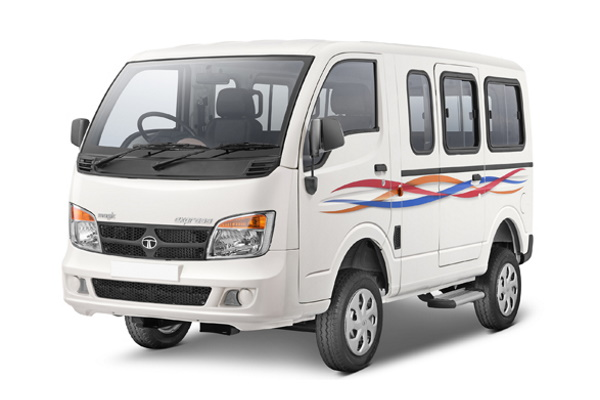 Tata Magic Express wheels and tires specs icon