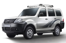 Tata Movus Closed Off-Road Vehicle
