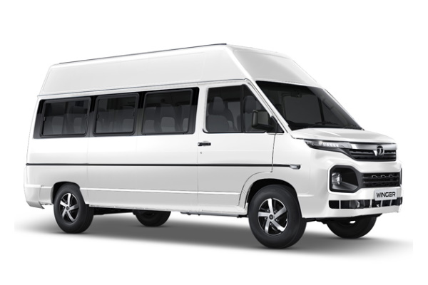 Tata Winger wheels and tires specs icon