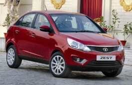 Tata Zest wheels and tires specs icon