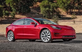 Tesla Model 3 Saloon