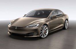 Tesla Model S Restyling Hatchback