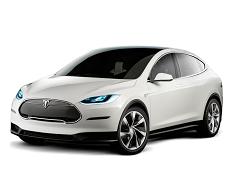 Tesla Model X I MPV