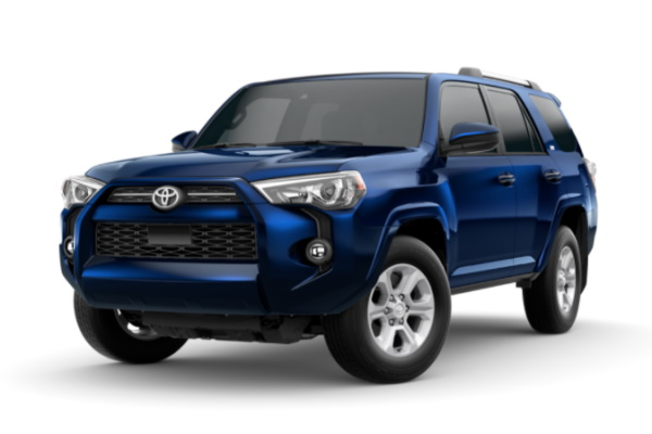 Toyota 4Runner V Facelift (N280) Closed Off-Road Vehicle