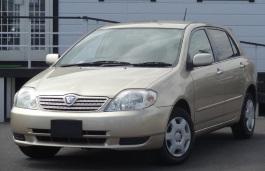 Toyota Allex Hatchback