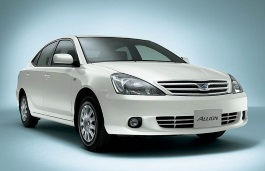 Toyota Allion I (T240) Saloon