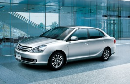 Toyota Allion I Restyling (T240) Saloon