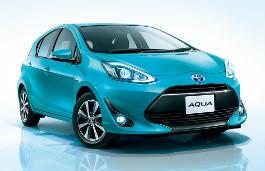 Toyota Aqua Restyling Hatchback