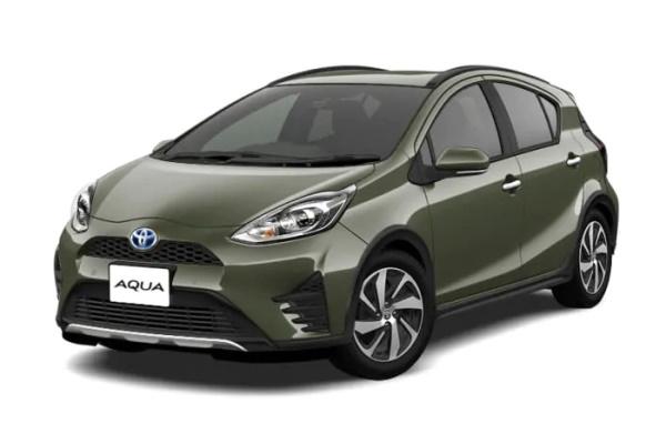 Toyota Aqua Facelift 2 (NHP10) Hatchback