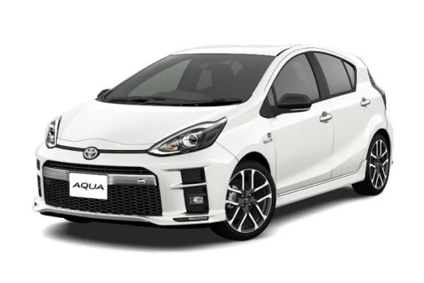 Toyota Aqua Facelift 2 Hatchback