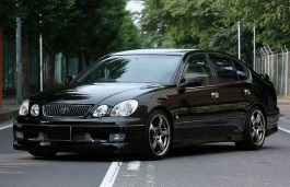 Toyota Aristo wheels and tires specs icon