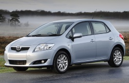 Toyota Auris 2008 - Wheel & Tire Sizes, PCD, Offset and Rims specs - Wheel-Size.com